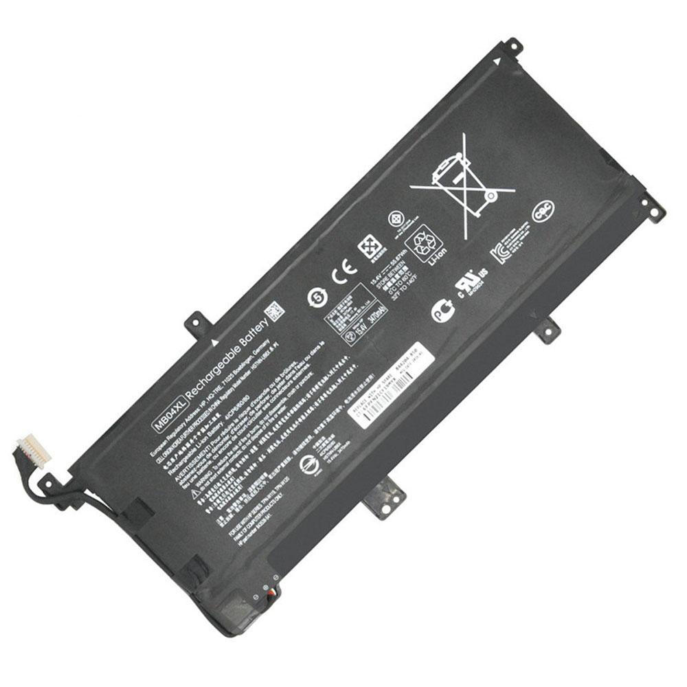 15.4V HP MB04XL Akkus