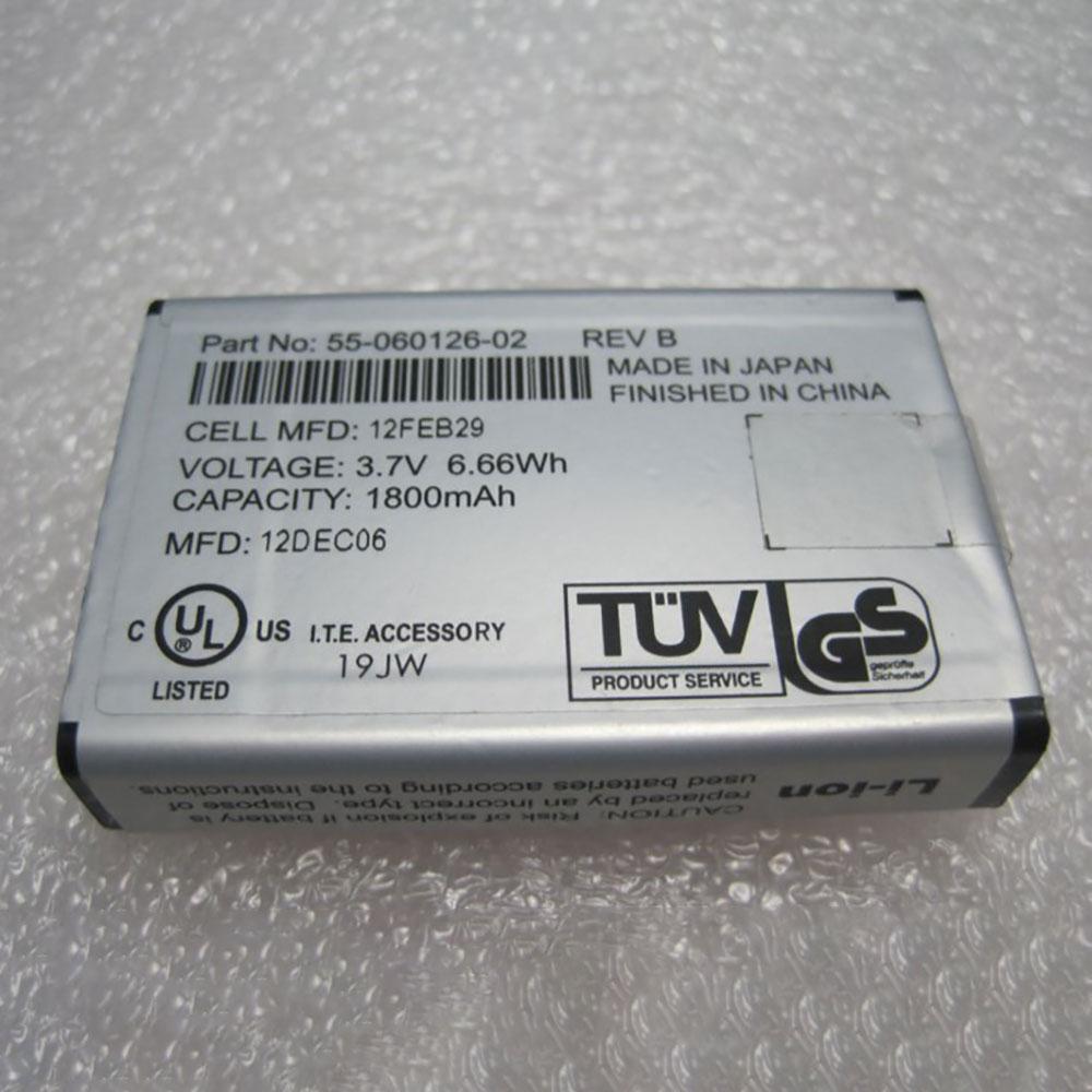 3.7V/4.3V Motorola BTRY-MC10EAB00 Akku