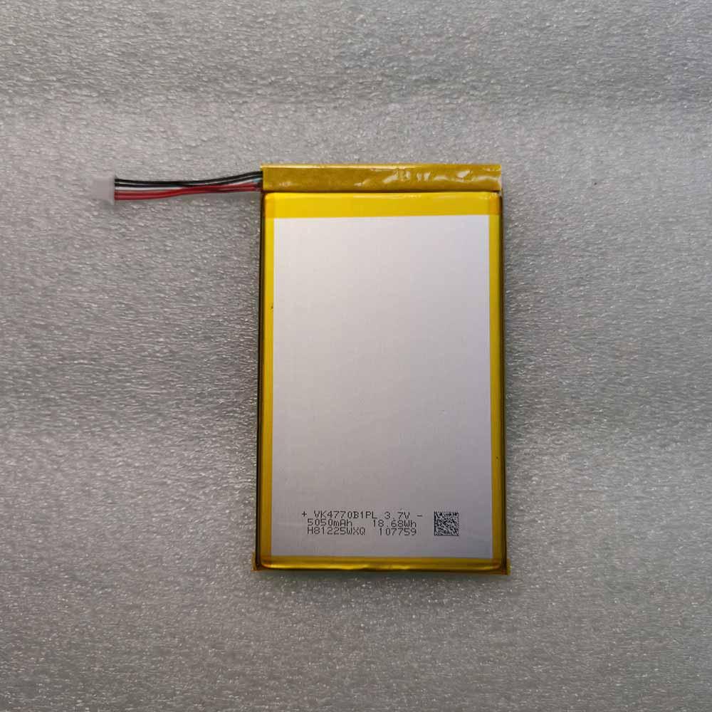 MS906 5050mAh/18.68Wh 3.7V/4.2V laptop akkus