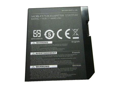 M17x 6600mah 14.8V laptop akkus