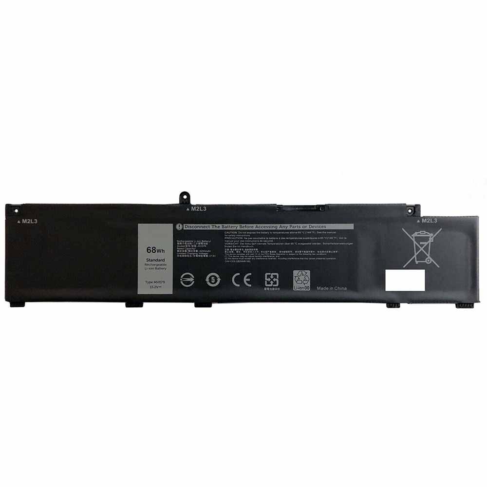 15.2V Dell MV07R Akku