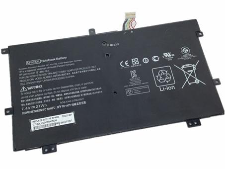 7.4V HP MY02XL Akkus