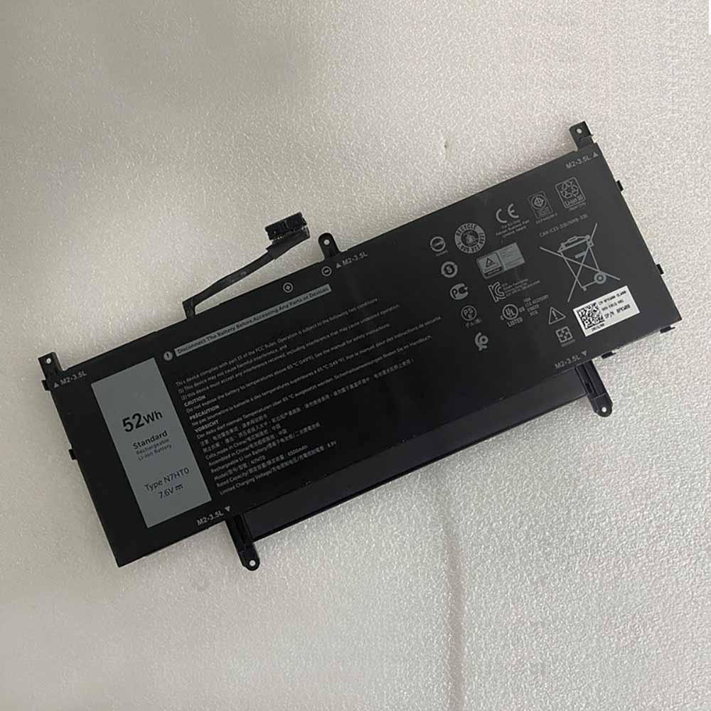 7.6V/8.9V Dell N7HT0 Akku