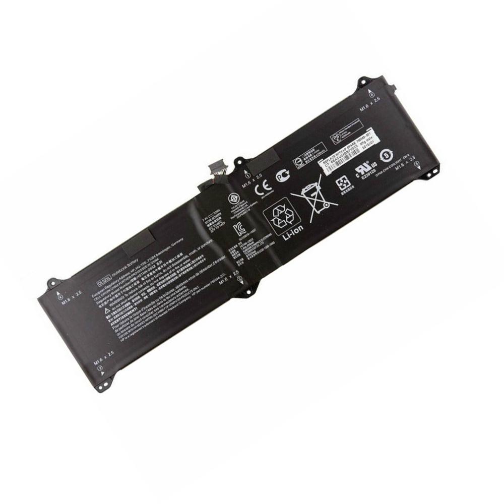 7.4 V HP OL02XL Akkus