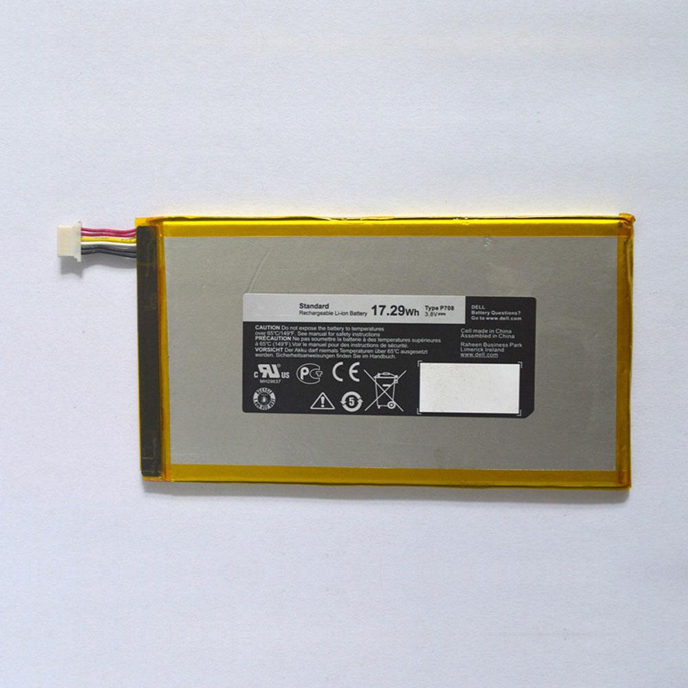 3.8V Dell P708 Akkus