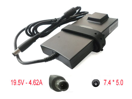 19.5V, 4.62A, 90W dell Laptop AC Adapter