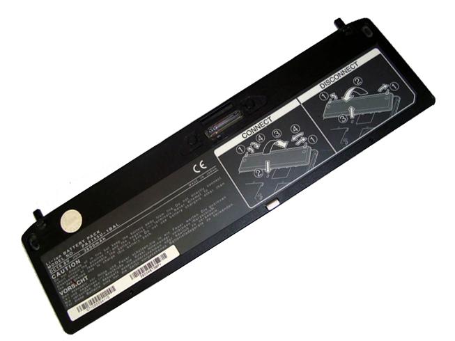 10.8V Toshiba PA3155U-1BRL Akkus