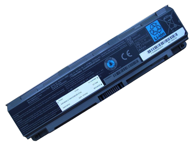 11.1 Volt (10.8 Volt compatible) Toshiba PA5026U Akkus