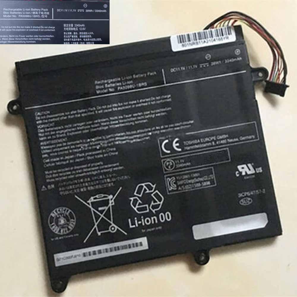 11.1V Toshiba PA5098U-1BRS Akku