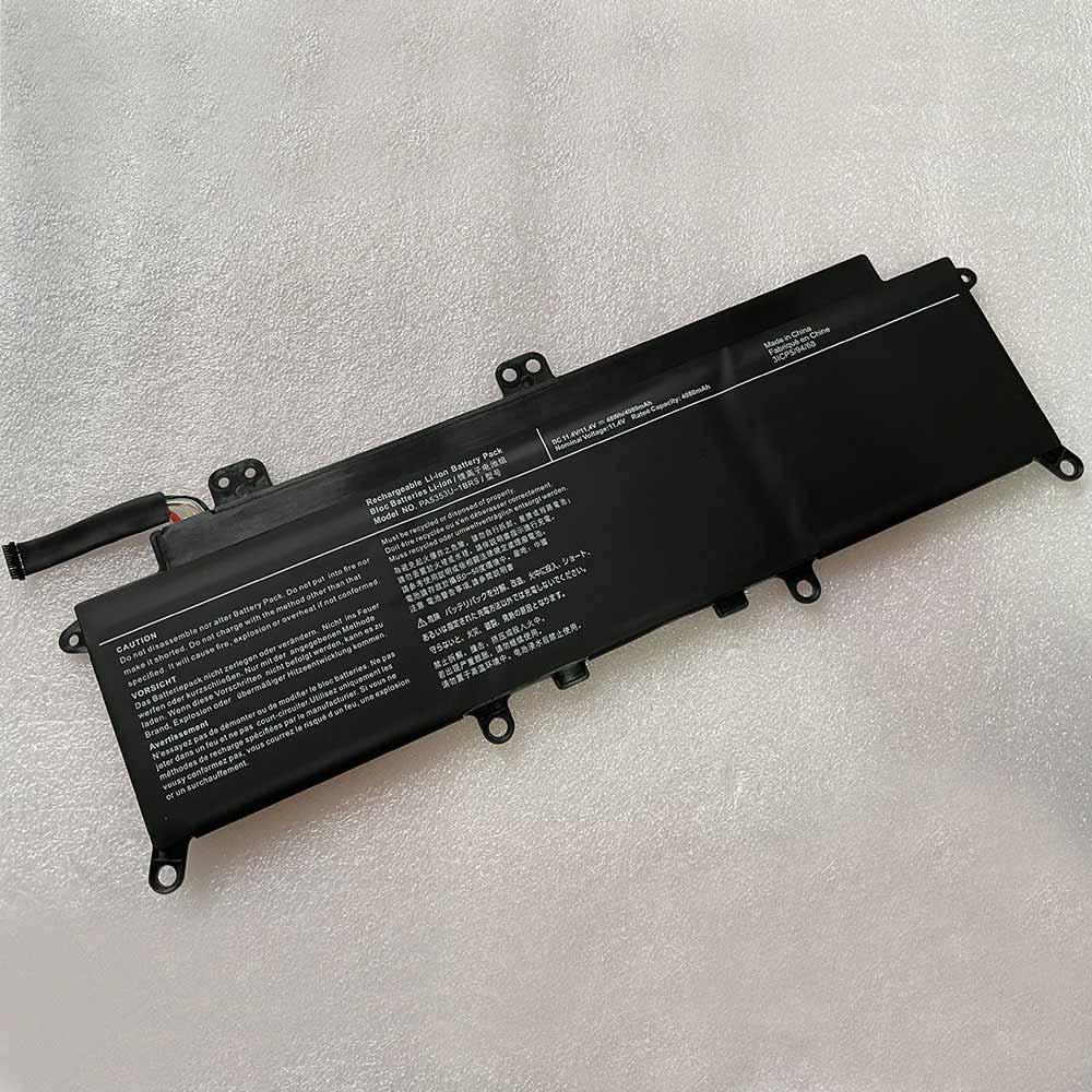 11.4V Toshiba PA5353U-1BRS Akku