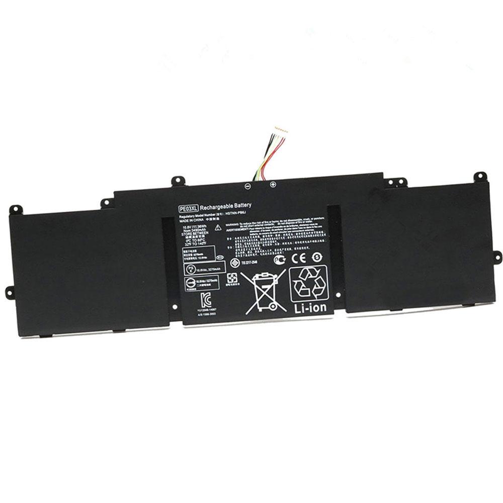 10.8V HP PE03XL Akkus