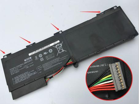 AA-PLAN6AR 46wh 7.4V laptop akkus