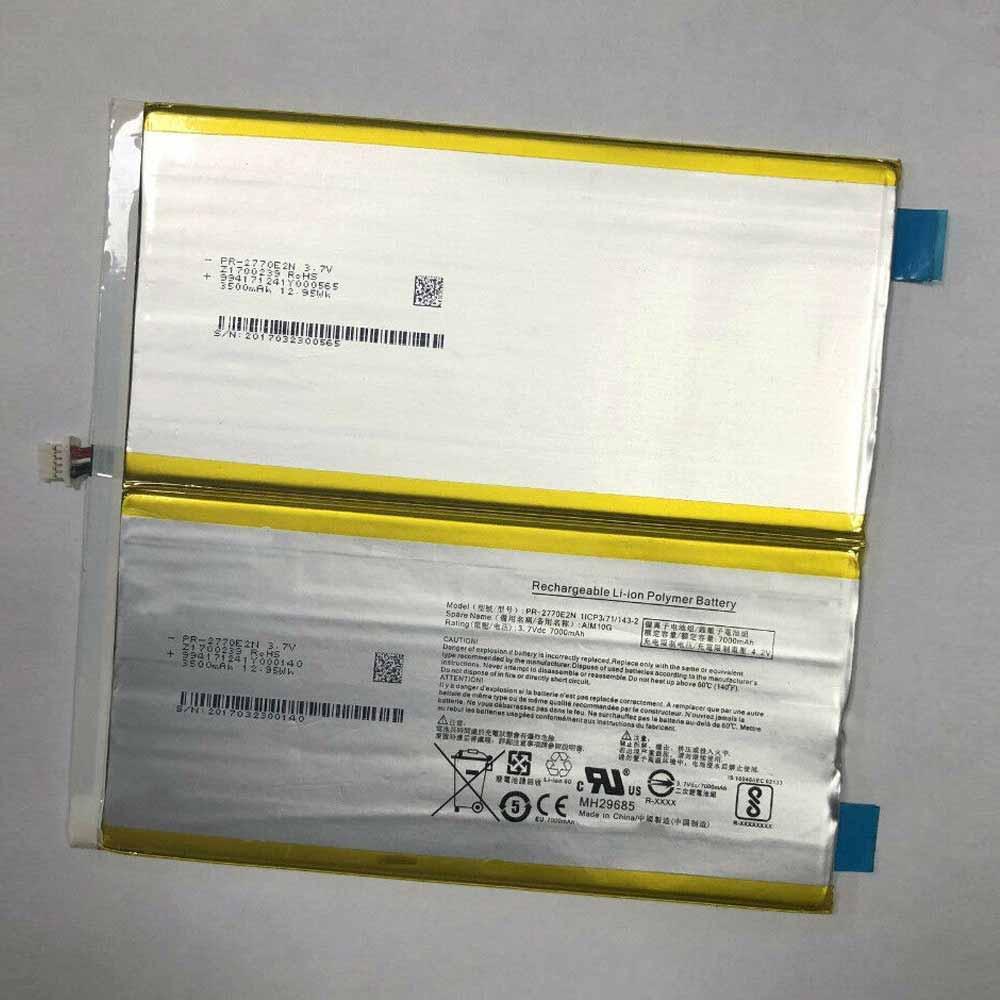 3.7V/4.2V Acer PR-2770E2N Akku