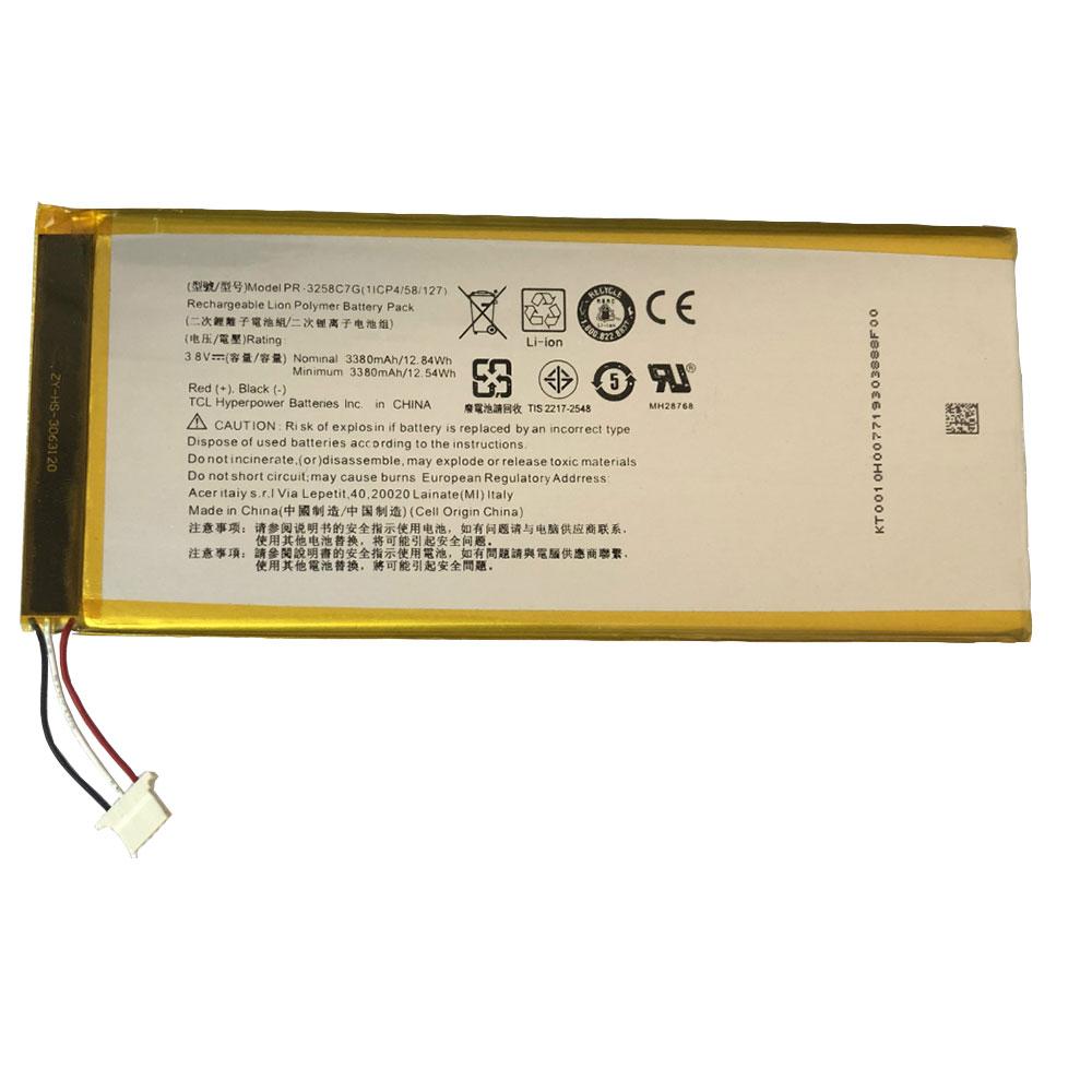 3.8V Acer PR-3258C7G Akku
