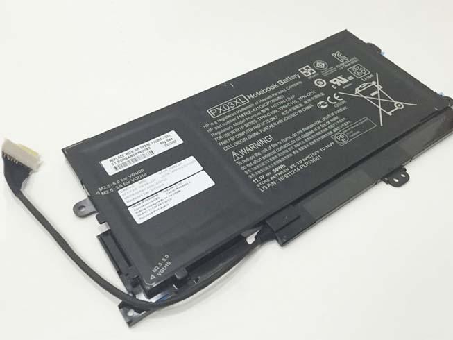 11.1V HP PX03XL Akkus