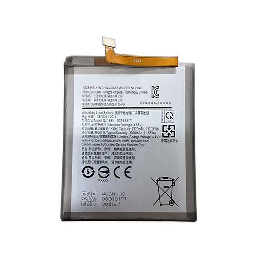 3.85V/4.4V SAMSUNG QL1695 Akku