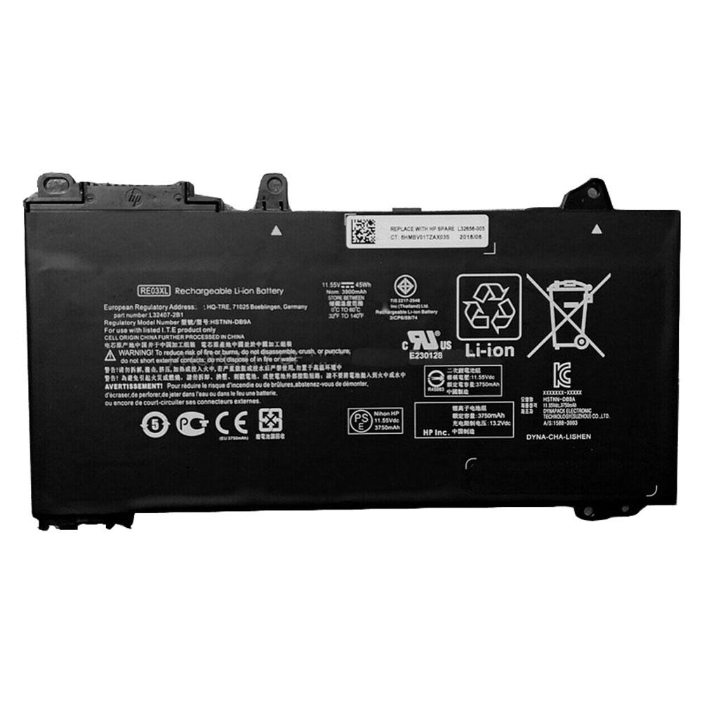 11.55V/13.2V HP RE03XL Akkus