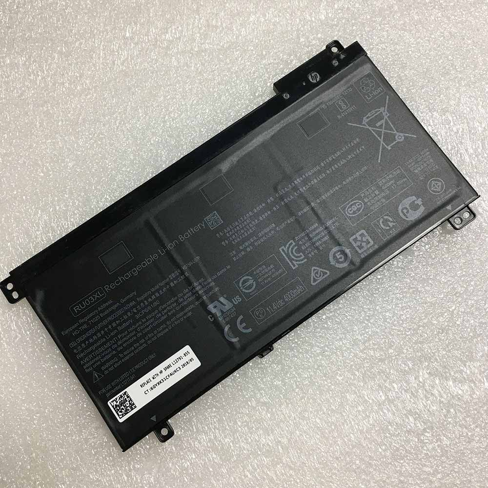 11.4V HP RU03XL Akku