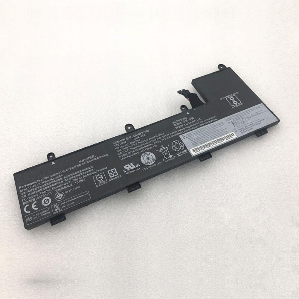 11.4V/13.05V Lenovo SB10K97595 Akkus