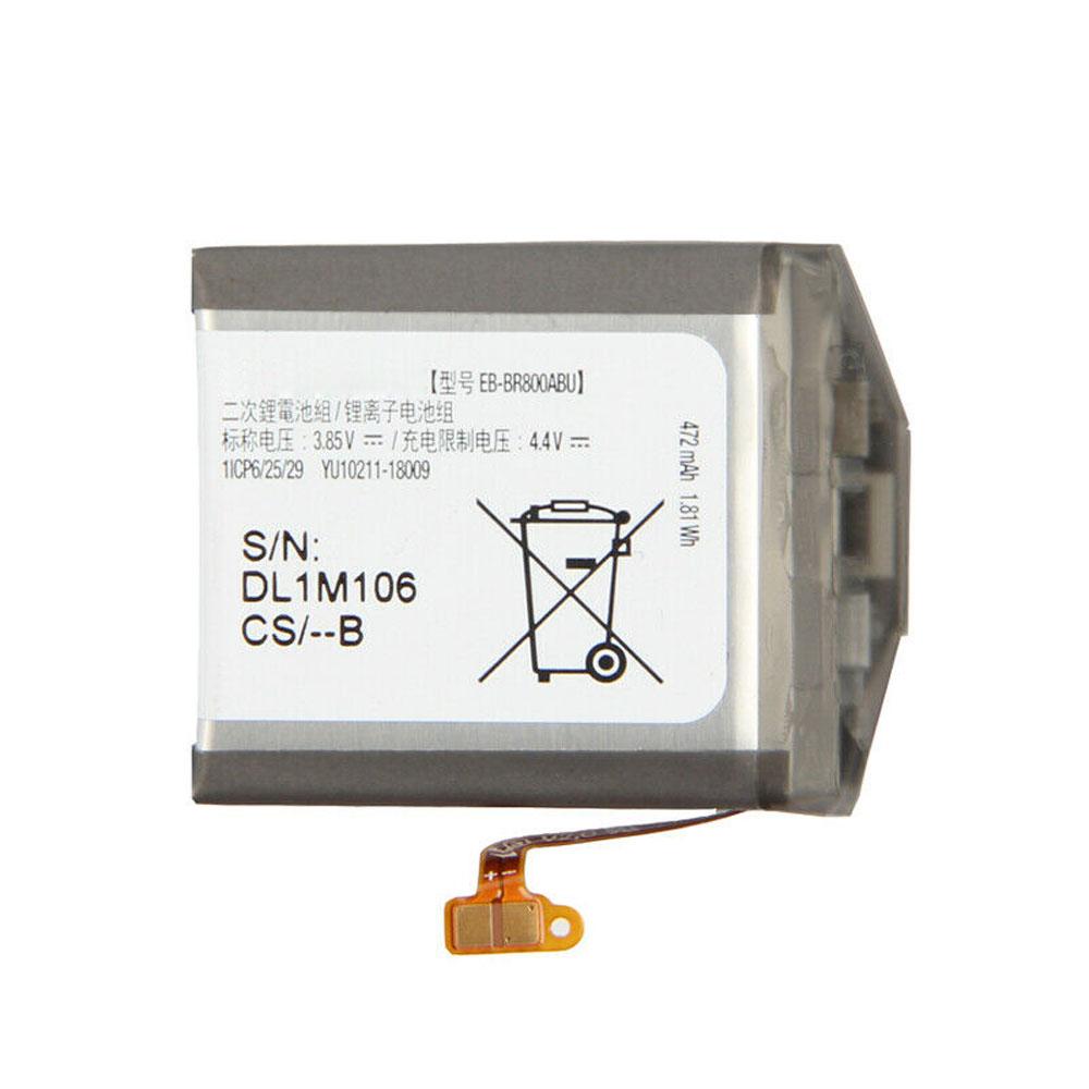 3.8V/4.35V Samsung EB-BR800ABU Akkus