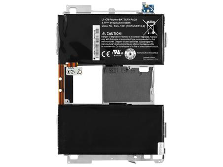 3.7V BlackBerry SQU-1001 Akkus