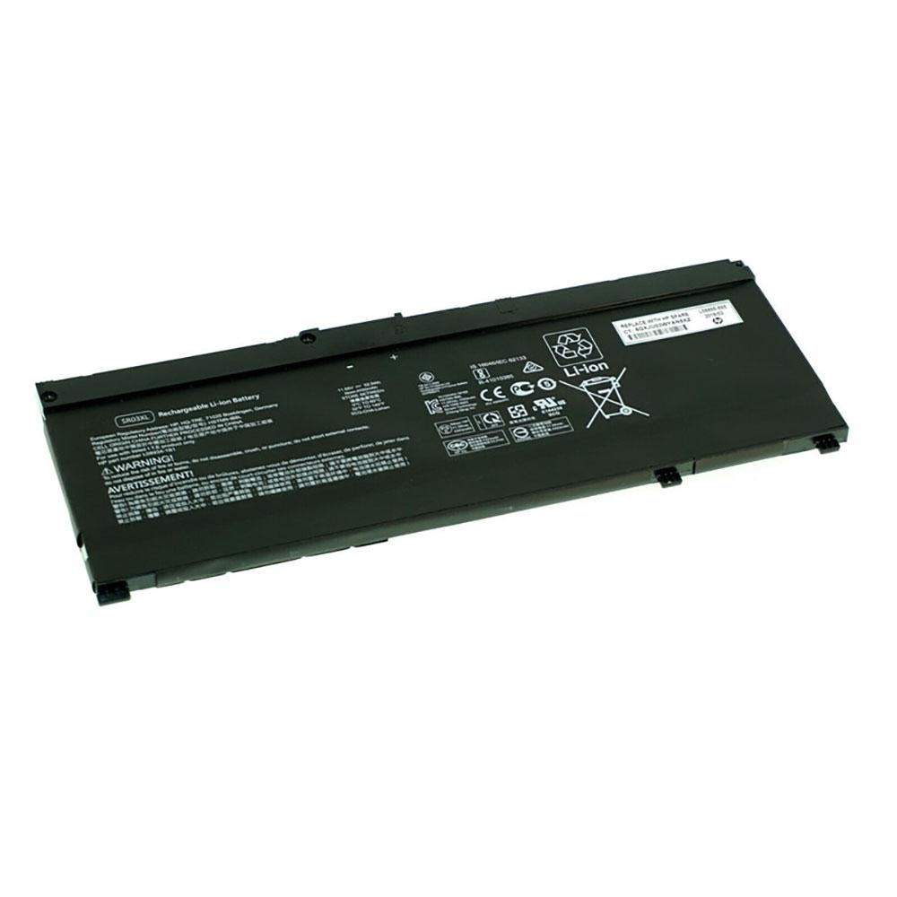 11.55V/13.2V HP SR03XL Akkus