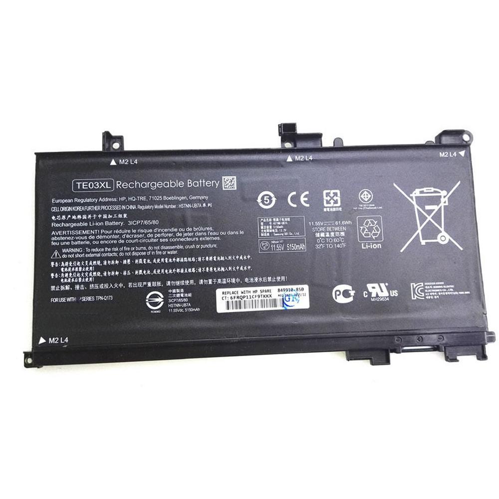 11.55 V HP TE03XL Akkus