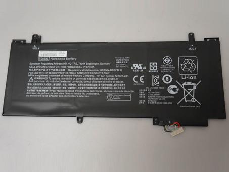 11.1V HP TG03XL Akkus