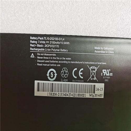 TL10-2S2100-G1L4laptop akku