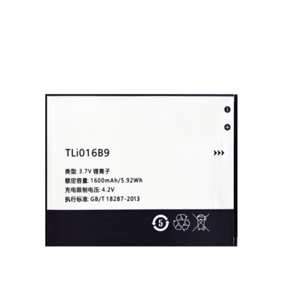 3.7V/4.4V Alcatel TLi016B9 Akkus