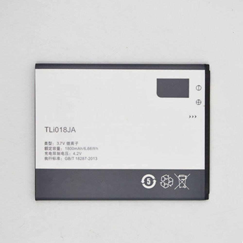 3.7V/4.2V Alcatel TLI018JA Akkus