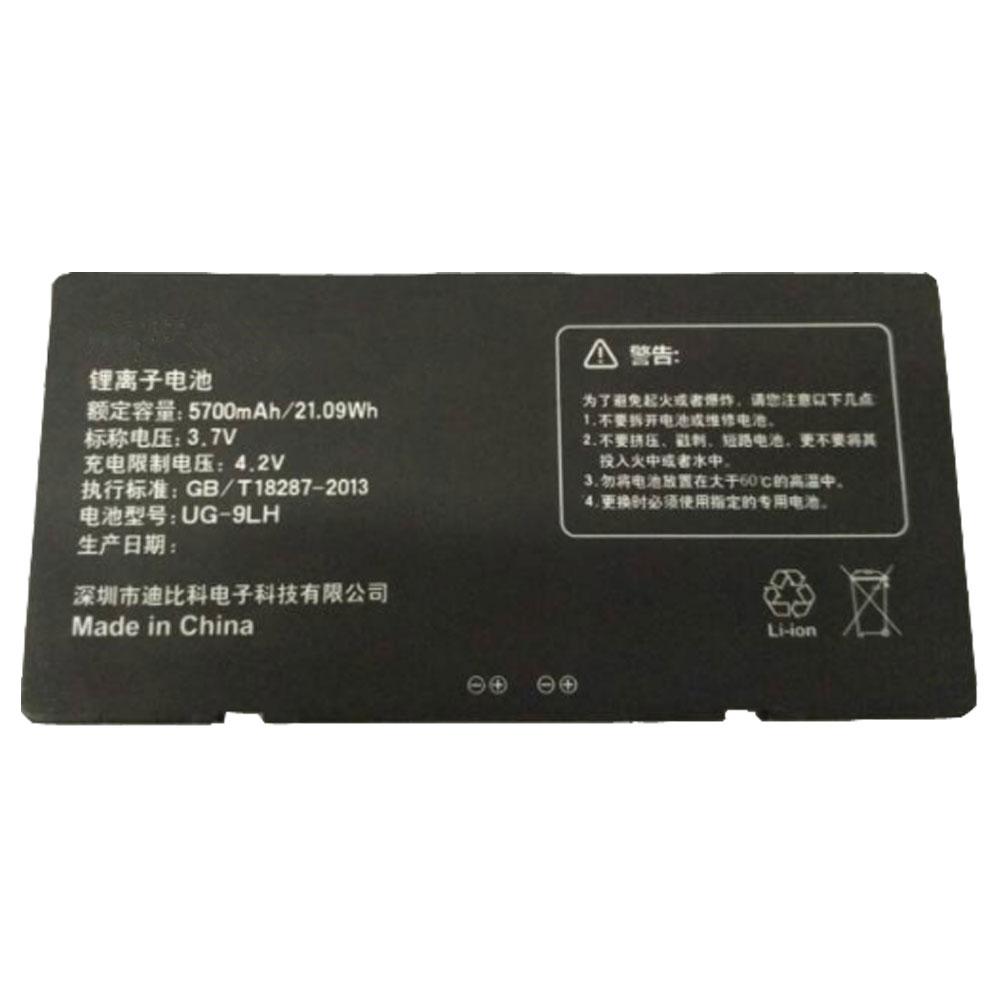 UG-9LH laptop akkus