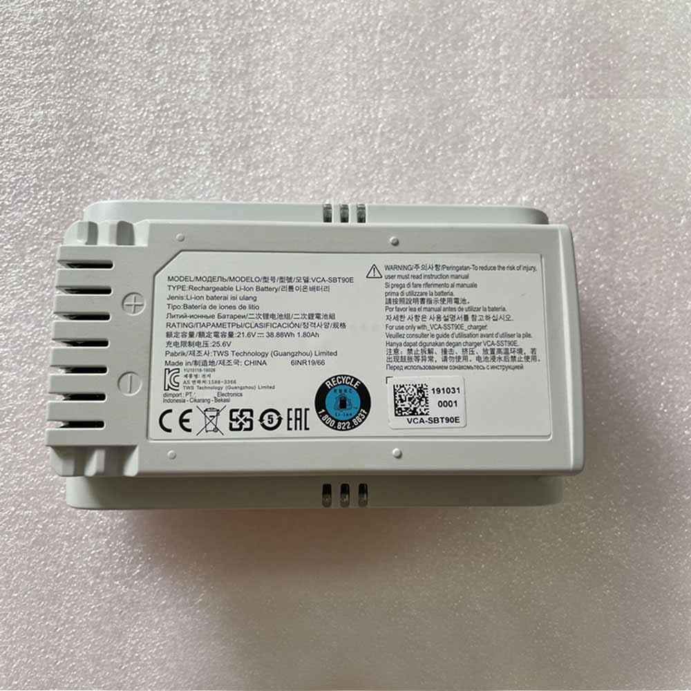 21.6V/25.6V Samsung VCA-SBT90E Akku