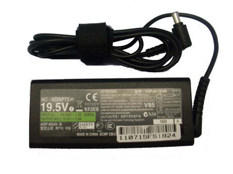 19.5V 3.3A SONY Laptop AC Adapter