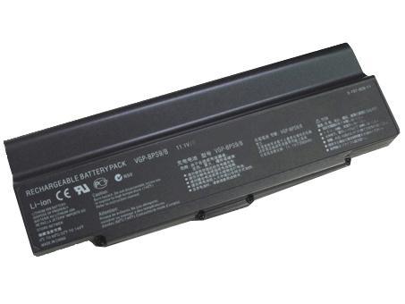 VGN-CR510E 7800mah 11.1V laptop akkus