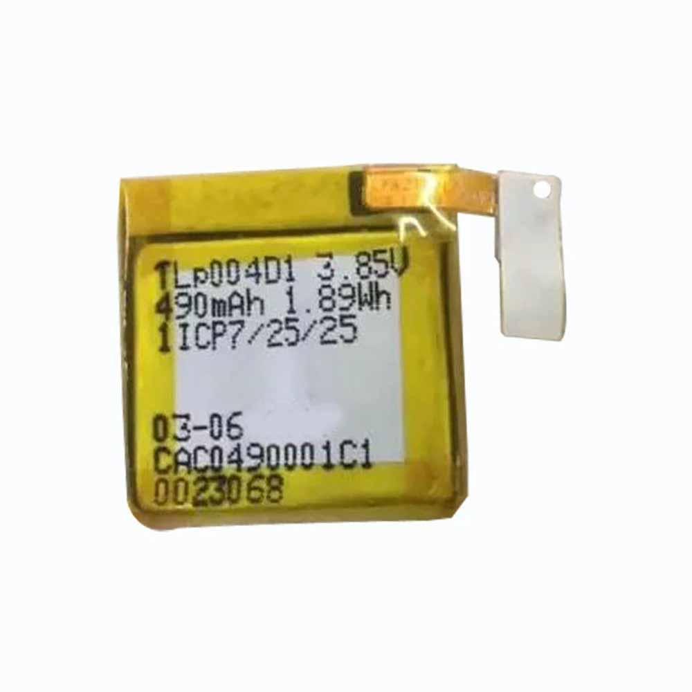 3.85V/4.4V Alcatel TLp004D1 Akkus