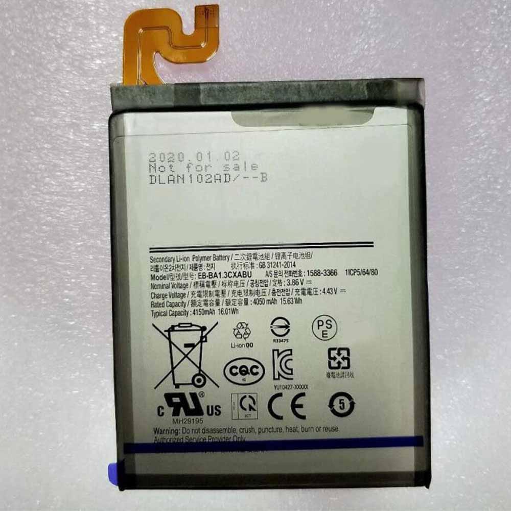 3.86V/4.43V Samsung EB-BA1.3CXABU Akku
