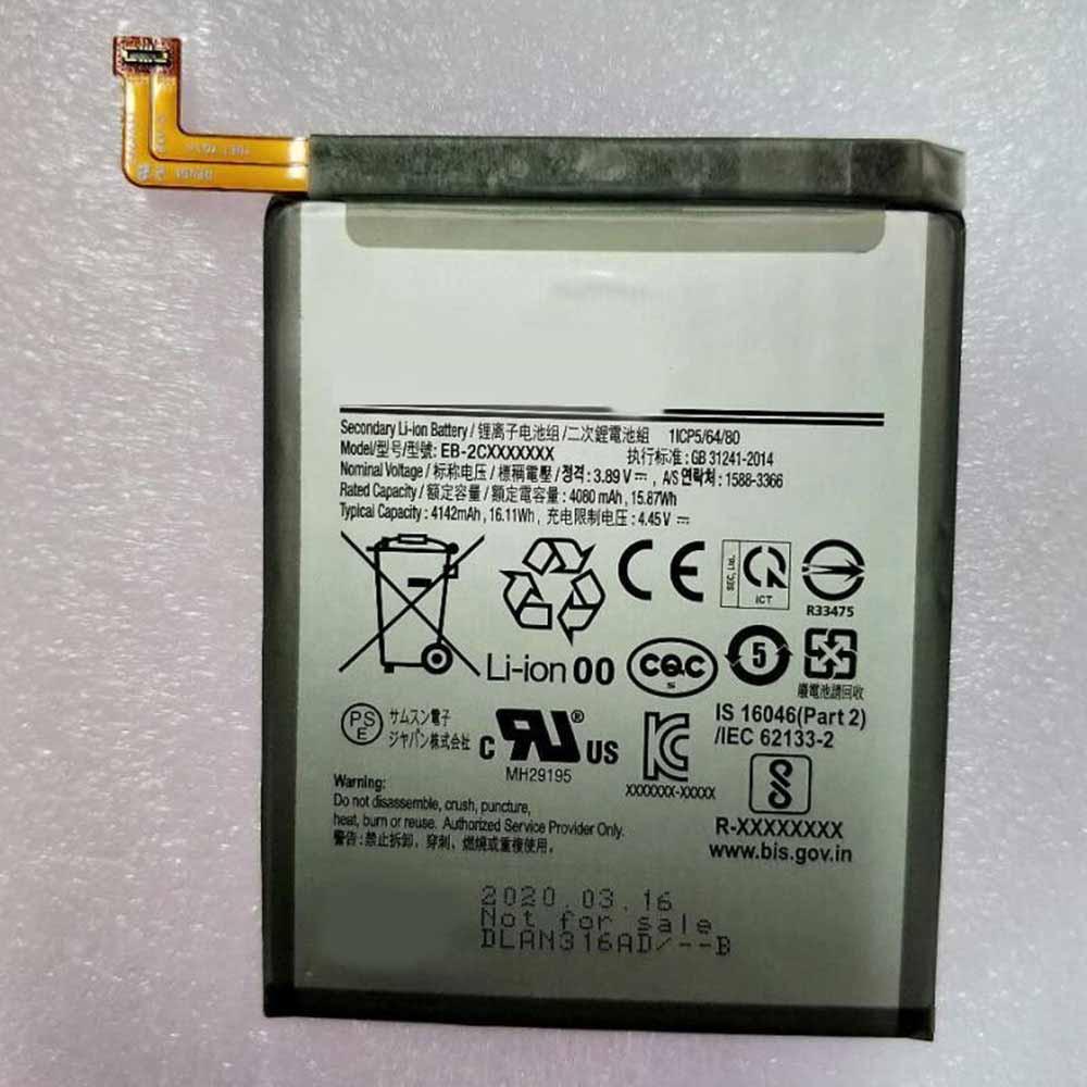 3.89V/4.45V Samsung EB-2CXXXXXXX Akku
