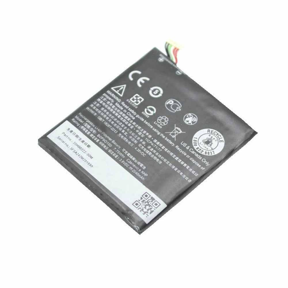3.8V 4.35V HTC B0P9O100 Akkus