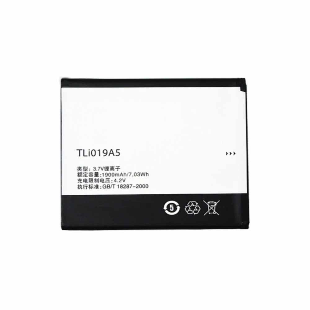 3.7V/4.2V TCL TLi019A5 Akkus
