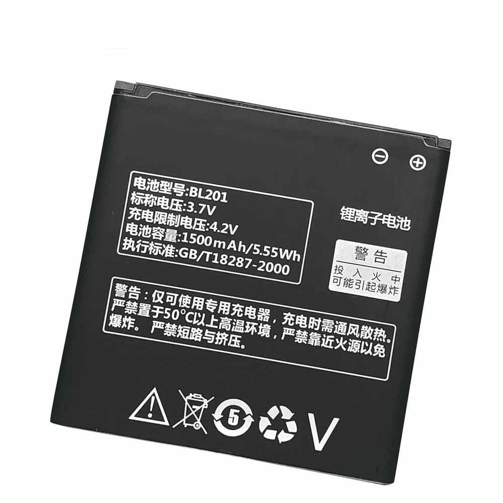 3.7V/4.2V Lenovo BL201 Akku