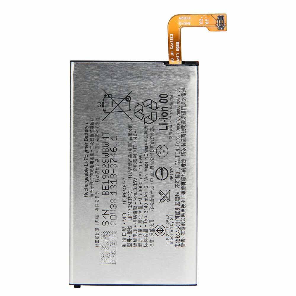 3.85V/4.40V Sony LIP1705ERPC Akku