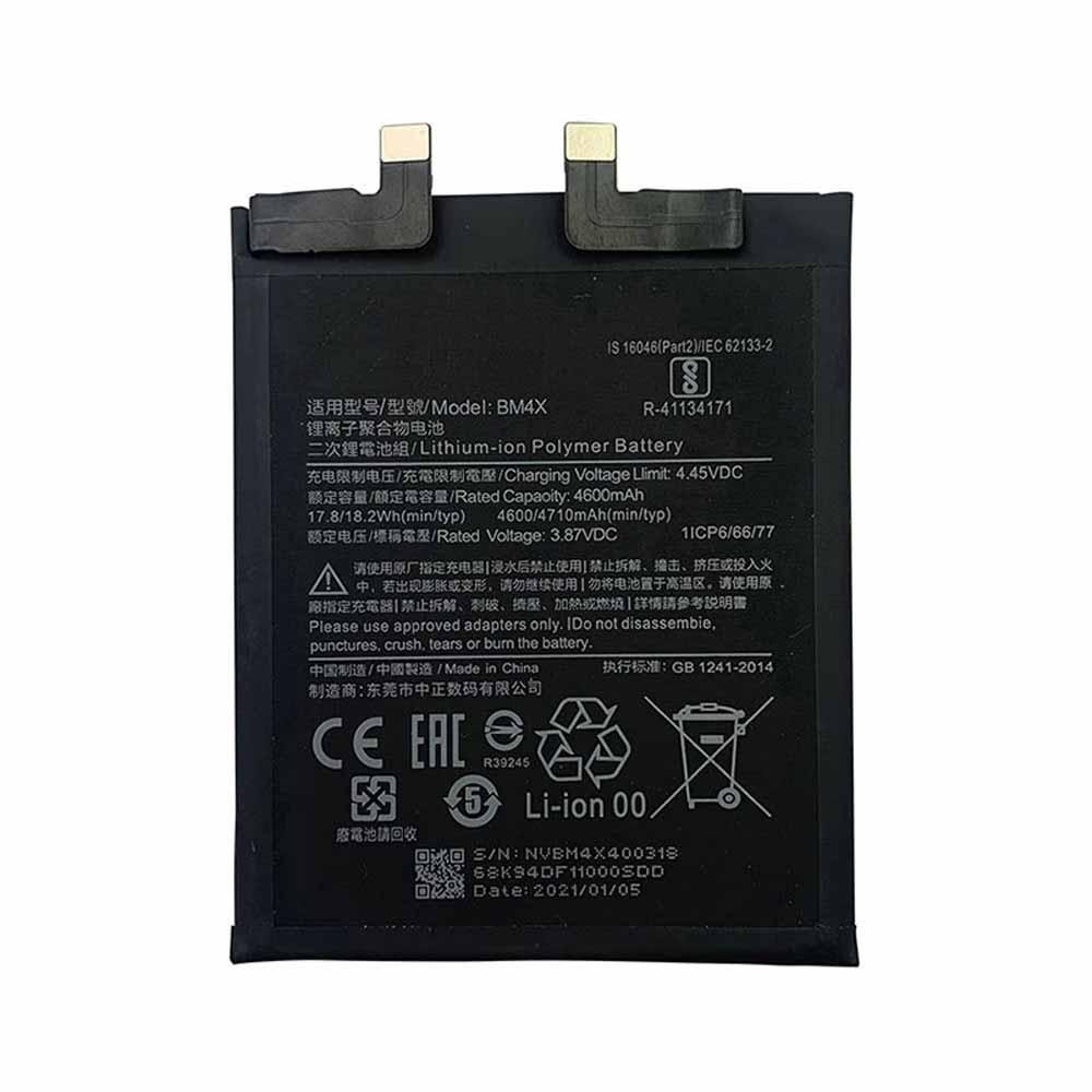 3.87V/4.45V Xiaomi BM4X Akkus