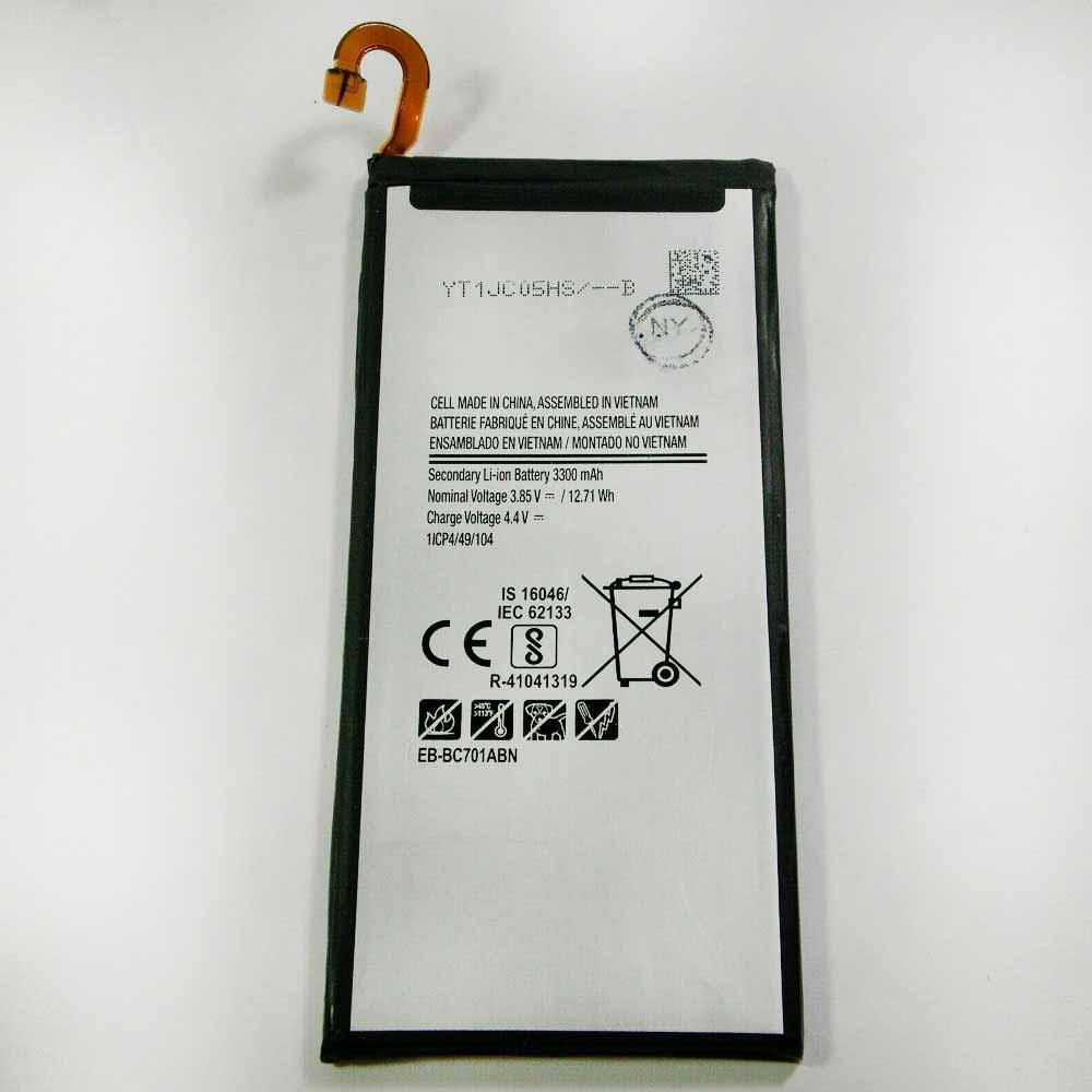 3.85V/4.4V Samsung EB-BC701ABN Akkus