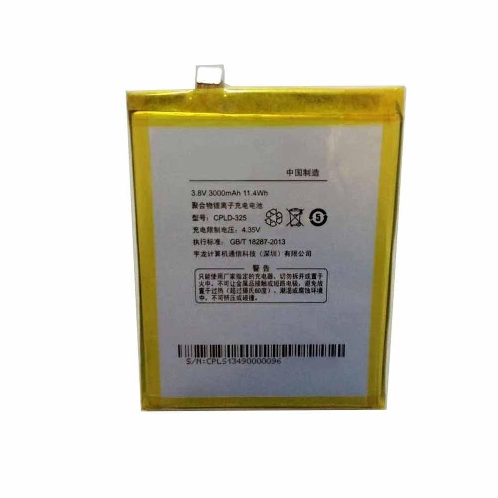 3.8V/4.35V Coolpad CPLD-325 Akkus