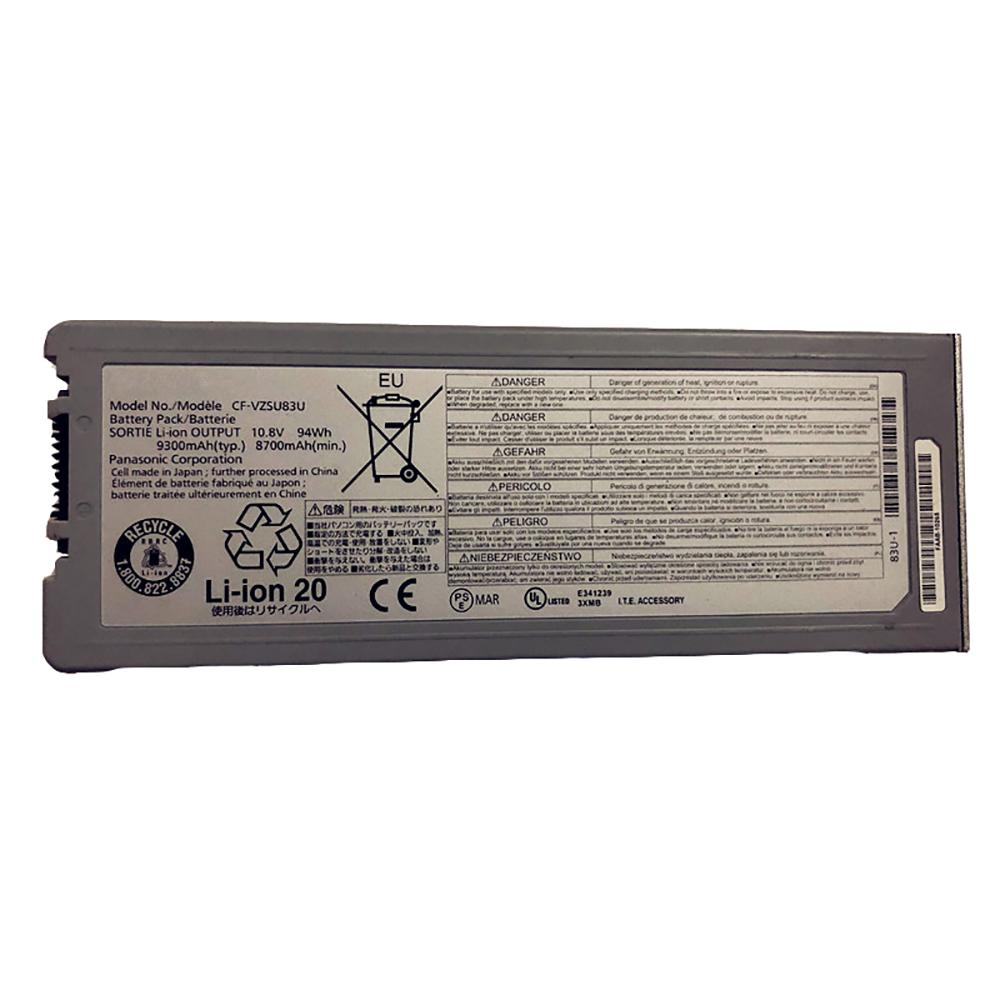 CF-VZSU83U 94Wh/9300mAh 10.8V laptop akkus