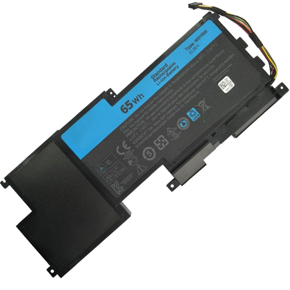 11.1V Dell W0Y6W Akkus