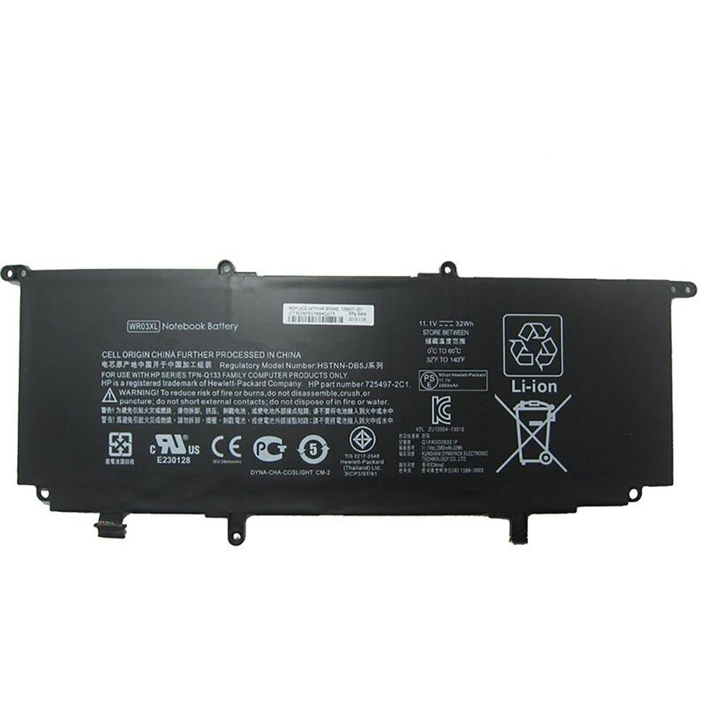 11.1V HP WR03XL Akkus