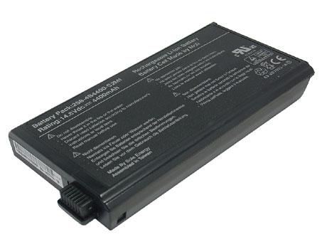 14.80 V averatec 23-UD7010-0F Akkus