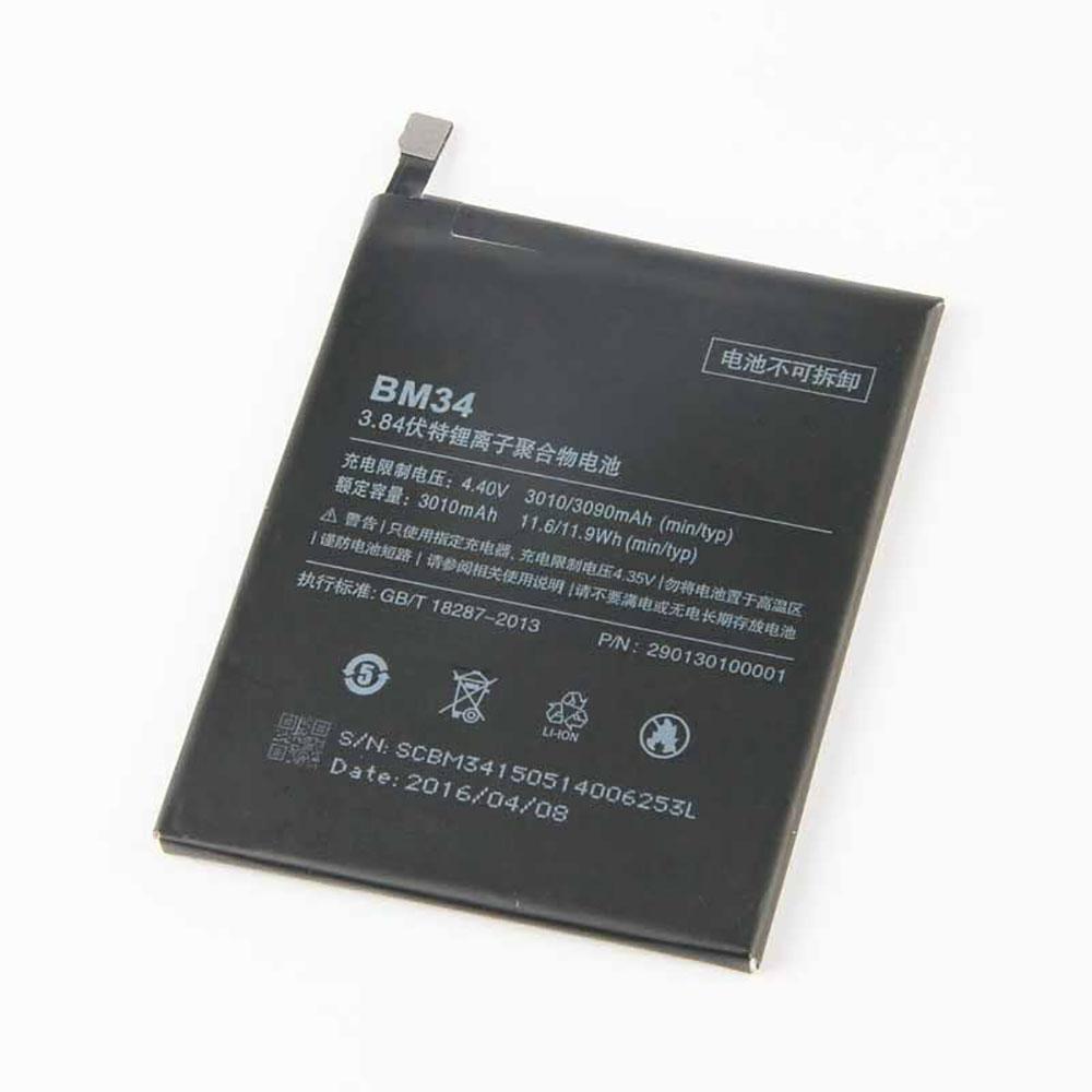 3.84V/4.40V Xiaomi BM34 Akkus